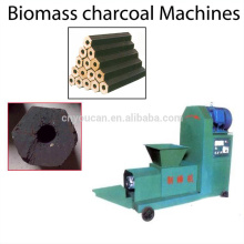 Sawdust Compress Wood Charcoal Stick Machine