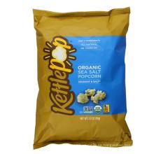 Snack Bag de la categoría alimenticia por mayor, bolso precocido de Poocorn