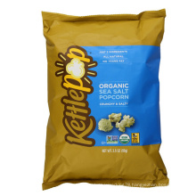 Food Grade Snack Bag Wholesale, Premade Poocorn Bag