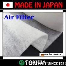 Filtro de ar JAPAN Vilene Company para cabine de pintura em spray, forno e sala limpa. Feito no Japão (tapete de filtro de ar)