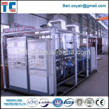 Cryogenic Oxygen Plant Exported to Indonesia