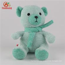ICTI SEDEX Fabrik Großhandel Mini Teddybär, Großhandel Plüsch Teddybär Fabrik, bunte Teddybär Spielzeug