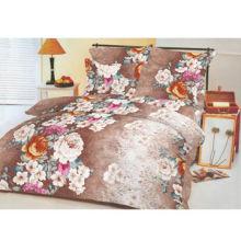 Flannel blanket bed sheet set