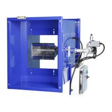 Un traitement thermique spécial conduit brûleurs (DUCT12)