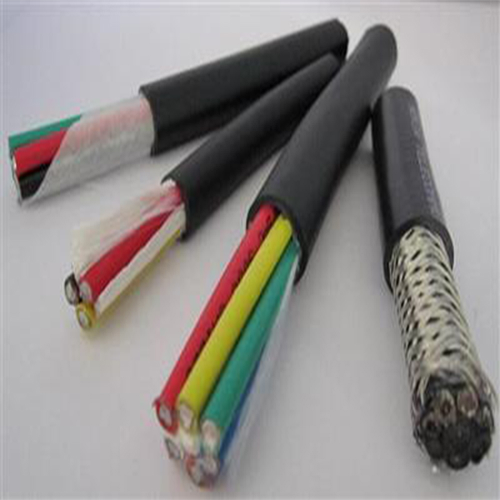 Copper Screen Shielded Control Cables