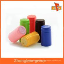 Bouchon de bouteille en plastique coloré