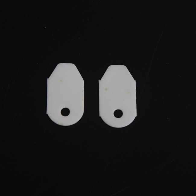 Ceramic blade for cutting