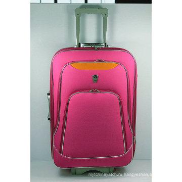 Горячая Распродажа Мягкая EVA внешние багажа перемещения вагонетки