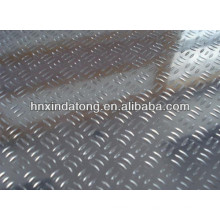 China made embossed aluminum sheet 1050 1060