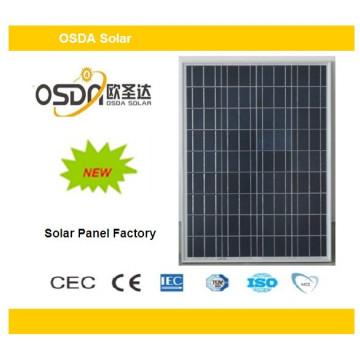 120W TUV Ce Módulo solar policristalino de Mcs Cec (ODA120-18-P)