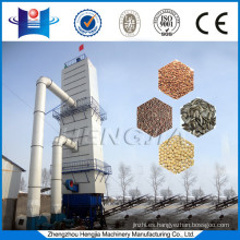 Tower type grain dryer for corn, wheat, paddy, sorghum