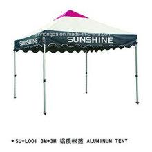 Printed Logo Advertising Square Aluminum Frame Tent (YSBEA0031)
