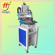 Venda quente HS-260PI Prensa de impressão plana semiautomática de vendas com mesa de trabalho de vácuo