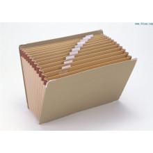 Kraft Expanding Wallet A4 Dateiordner