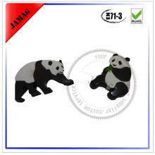 2015 hot sale Super strong Panda fridge magnet