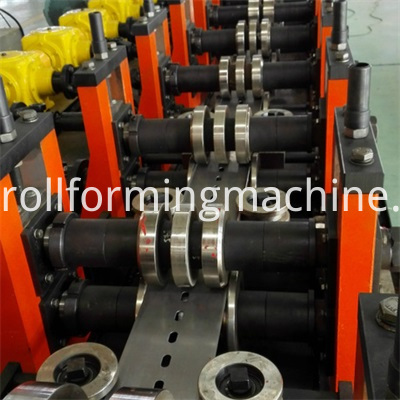 Seismic Support Roll Forming Machine