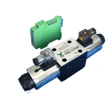 Válvula direccional de solenoide hidráulico tipo ATOS para chapa ondulada