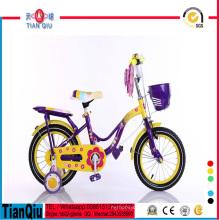 Moda infantil bicicleta Crianças bicicleta para raparigas