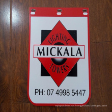 High Quality Mud Flaps for Trucks with Your Logo