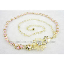 Elegent design golden waist chain belt