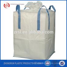 Fibc/ 1mt capacity, 90cm x 90cm x 110cm, Big bag with top cover bottom discharge spout