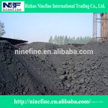 low sulphur green petroleum coke with 4.1% sulphur