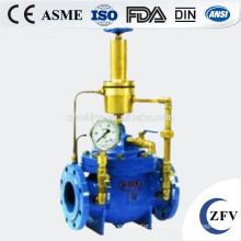 l'eau vanne/hydraulique contrôle régulateur de pression