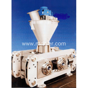 extrusion granulator for fertilizer
