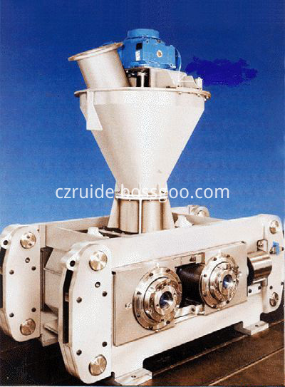 Granular machine in chemical