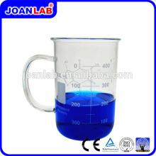 JOAN LAB Tasse à café en verre borosilicate avec poignée
