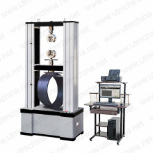 Tensile yield strength test machine