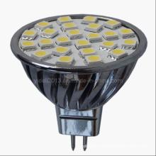 MR16 24 5050 SMD LED Downlight Lâmpada Lampen Iluminação
