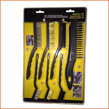 7PCS Wire Set Brush (YY-575)