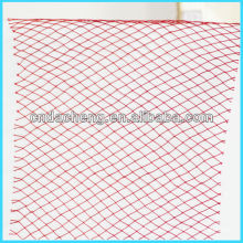 uhmwpe composite fiber fishing net for deep sea