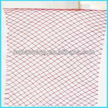 Uhmwpe rede de pesca composto de fibra para o mar profundo