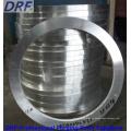 Od1000mm-Od5000mm Acero de aleación de gran forja de ejes