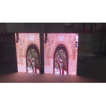P8 levou sinais ao ar livre personalizado LED publicidade