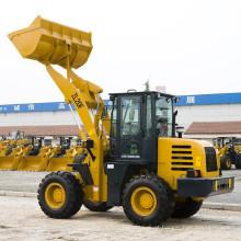 Carregador da roda de 2 toneladas /1.2m3/55kw, carregadores (ZL20F)