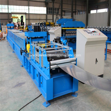 C purlin forming making machine