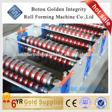 1000 Corrugated Galvanized Roofing Sheet Roll Forming Machine