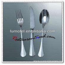T267 restaurante de acero inoxidable de alta calidad elegante restaurante cubiertos