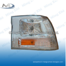 Crystal corner lamp black for Toyota Hiace