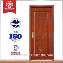 latest deaign wooden door bs certificate fire rated door solid wood door for hotel room door                                                                         Quality Choice
