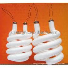 peças da lâmpada de poupança de energia / SKD/CFL tubos 8000 H CE qualidade