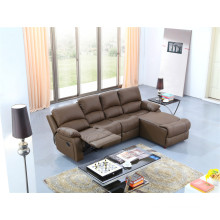 Electric Recliner Sofa USA L&P Mechanism Sofa Down Sofa (C840#)