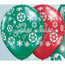 Venta al por mayor coloridos personalizados de impresión de la boda decoración ballon partido globos