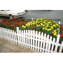 Powder Coated Steel Tube Vedação de gramado / Garden Fence