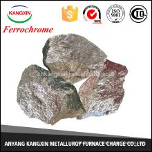 grado bajo de ferrocromo para fundición de hierro