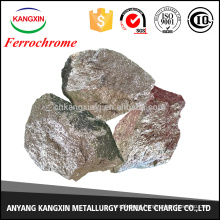low grade of ferrochrome for iron casting