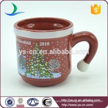 YScc0026-01 Tazas encantadoras de la Navidad para los niños